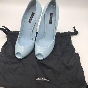 Dolce & Gabbana  Open toes stilettos